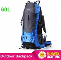 big backpack brands - Brand New Backpacks WATERPROOF outdoors Hiking camping bag L Big capacity travel bag to USA