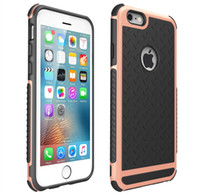 armor all plastic - Slim Fit Clear PC TPU Bumper Armor ALL AROUND Protection Hybrid Case Durable Back Cover Shell for Apple iPhone SE S Plus iPhone Plus