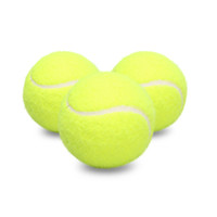 Wholesale High Quality Pure Nature Rubber Wool MadeTennis Balls Exercise Match Racquet Sports HEAD ATP Personal Customized Logo
