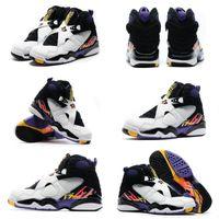 aqua dots - Retro Shoes Men Retro VIII Playoffs Bugs Bunny Aqua Chrome Sneakers Cheap J6 Men s Sports Shoes Kids