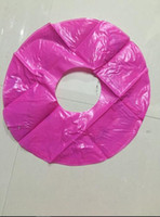 Wholesale FAST by FEDEX Hot Frozen Anna Elsa PVC Inflatable Swimming Ring Life Ring Buoy For Kids