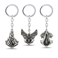 assassins creed patterns - Assassin Creed Key Buckle Assassins Creed Gear An Ambitious Person Symbol Pendant New Pattern