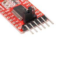 arduino serial converter - 2016 New pc FTDI FT232RL USB to TTL Serial Converter Adapter Module V and V For Arduino