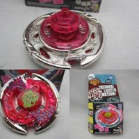 Wholesale Hot Constellation of alloy combat explosive spinning top toy Beyblade bulk gyro without the transmitter Children s Day gift TY1986