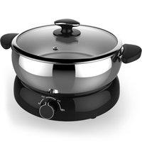 Wholesale Multifunctional household electric body multi purpose pot boiler Multi Cookers