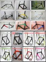 Wholesale Factory sale In May style T1000 k K Cipollini RB1000 carbon bike Frameset and Handlebar Saddle Seat Made in China