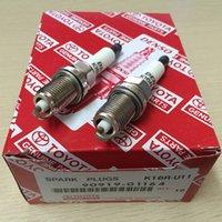 Wholesale 4pcs DENSO K16R U11 Japan original ordinary Spark Plugs for Toyota celica corolla