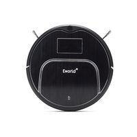 automatic floor cleaner robot - New Design Eworld M883 Ultrason Electric Floor Cleaner Multifunction Robot Vacuum Cleaner Automatic Auto Robotic Vacuums Sweeper