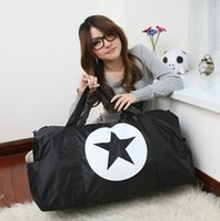 big duffel bags - Women Travel Bags Star Pattern Girls Travel Duffel Bags Big Capacity Women s Handbags Waterproof Travel Shoulder Barrel Bags