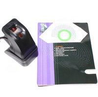 Wholesale Brand New USB Fingerprint Reader Scanner Sensor ZK4500 for Computer PC Home and Office With Retail Box