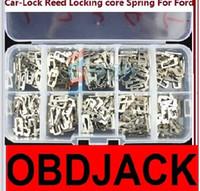 audi fox - 200pcs Car Lock Reed Locking core Spring For Ford Fox Car Lock Tablets Lock Spring Locking Reed Auto Locksmith Tool