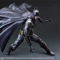 Wholesale Can Joint Activities PLAY ARTS Batman cm PVC Change Is Forrest Gump Gram Ham Knight