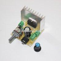 ac voltage amplifier - High Quality TDA7297 Version B W Digital For Audio Amplifier Board Dual Channel AC DC V