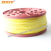 Wholesale lbs mm Braided Fishing Line UHMWPE strands M