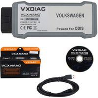 Wholesale New VXDIAG VCX NANO A ODIS V2 Support UDS Protocol A with Multi languages