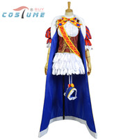 anime dress up girls - LoveLive Love Live Wake Up Girls Umi Sonoda Magician Uniform Cap Dress Halloween Christmas New Year Cosplay Costumes For Women