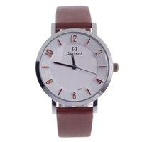 Wholesale PU belt fashion lady quartz watch