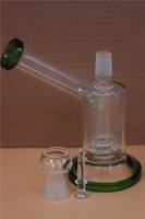 big new tube - New Recycler Oil Rigs Mini Glass Water Bongs Big Arm Height cm Tube with Stereo Perc Thick Glass bongs