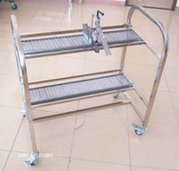 Wholesale SMT Feeder Storage Cart XP model L1060 W600 H1100 for FUJI Pick and Place Machine