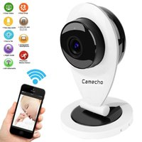 Wholesale Camecho K8 P HD Mini Wifi IP Camera Wireless Smart Baby Monitor Network CCTV Security Camera Home Protection Mobile Remote
