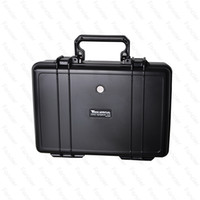 air guns china - 2016 Wonderful ABS Case VS Pelican Waterproof Safe Equipment Instrument Box Moistureproof Locking For Gun Tools Camera Laptop VS Ammo Alumin