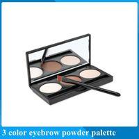 ae color - Facial Care Women Beauty Cosmetics Face Makeup Professional Color Concealer Palette Brush Naked Cream Contour Palette ae
