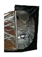 Wholesale 60cm cm cm indoor Hydroponics Black Grow Tent Greenhouse Reflective Mylar Non Toxic Room