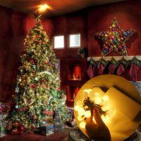 Wholesale LED light USB ball pendant light M led outdoor LED RGB Ball for Christmas