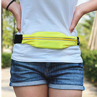Wholesale 2017 Special Offer Outdoor Stretch Sport Fanny Pack Fashion Multifunctional Run Ride Gym Bag Sports Bags Color