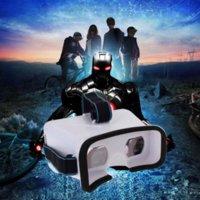 b head phones - iBlue Head Mount Plastic VR Virtual Reality Vedio D Glasses for quot Phone Google Cardboard B ANG