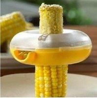 Wholesale corn niblet tool Corn grain separator circle shavians convenient corn sheller
