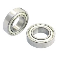 Wholesale mm Inner Diameter Shielded Deep Groove Z Ball Wheel Bearing