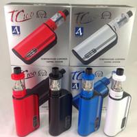 Cheap original Innokin cool fire IV TC 100 box mod 3300mah e-cigarette with ISub V Tank Full Kit VS subox tobox subvod TFV