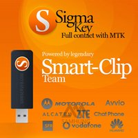 Unlocking Devices/Box For Chinese Brand sigma key Sigma Key +Pack1+Pack2 activated Sigmakey Unlock dongle Flash Unlock Repair Tool For MTK China Mobile Phones