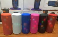 audio stream player - High Quality For JBL PULSE Mini Portable Wireless Bluetooth Speaker Streaming Pulse Colorful LED Lights support TF Card USB Disk
