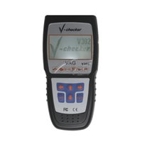 actron code scanner - best quality V CHECKER VCHECKER V CHECKER V302 VAG Scanner with LCD Screen code reader