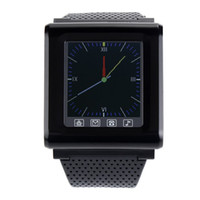 Wholesale New GSM AK812 Unlocked smart watch mobile phone quot Touch Screen support SIM TF FM radio MP3 bluetooth Mobile Watch