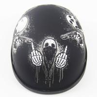 Precio de Cascos de moto de época-Moto retro de la motocicleta del moto de la motocicleta de la vendimia de la personalidad del motor de la cara abierta del envío 2016 DOT aprobó el Vespa retro de la moto del moto
