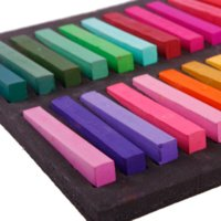 Wholesale Fast Non toxic Colors Temporary Pastel Hair DIY Painting Extension Dye Chalk Hair Care amp Styling
