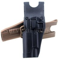 Wholesale Quick Tactical left Hand Paddle Waist Belt Holster for Colt M1911