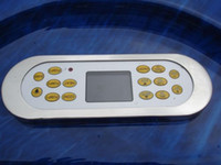 Wholesale 15keys WINER AMC SERIES hot tub control panel spa keypad topside panel