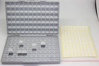 Wholesale AideTek BOX ALL SMD SMT resistor capacitor storage box Organizer enclosure