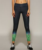 Wholesale Galaxy Space Printed Sky Women Sports Fitness Running Tights Leggings Yoga Pants Digital Printing calzas deportivas mujer