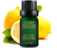beauty peace - Lemon Aromatic Herbal Compound Essential Oil Face Whitening Moisturizing Natural Aromatherapy Girl Skin Body Beauty SPA Massage Oils ML