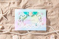 beach invitations - Wedding invitations cards Personalized Wedding Cards Invitations Unique Wedding Invitations Beach Wedding Theme wedding card invitations
