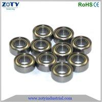 Wholesale China Factory High quality x8x3mm MR83zz small ball bearings MR83 z mini ball bearings MR83zz RC Trucks ball bearing