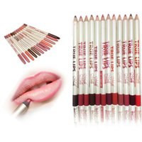 Wholesale Menow lip liner pencil generation II waterproof lipstick pencil lipliner pen makeup long lasting with colors