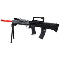 bb gun rifle - 320 FPS SA80 L85 BULLPUP SPRING AIRSOFT RIFLE Gun mm BB BBs Bipod British