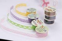 Wholesale 2016 new Openwork lace tape DIY creative handmade decorative stickers cute cartoon color tape