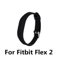 Wholesale DHL Fast Ship Replacement Band Wireless Activity Bracelet Wristband For New Fitbit Flex Flex2 Smart Wireless Band